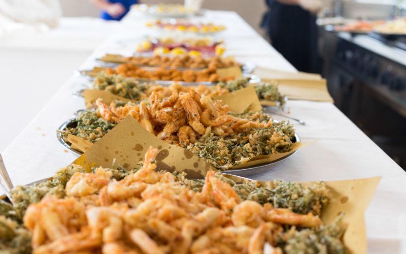 Villa Giulia (2016) Cucina Show Cooking.4