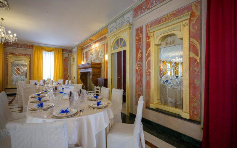 Villa Giulia (2016) Sala Degli Angeli.5