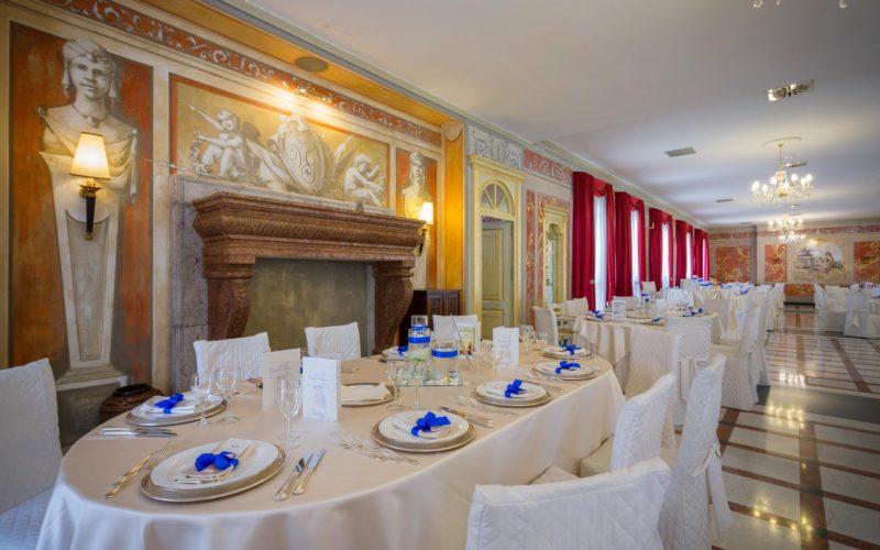 Villa Giulia (2016) Sala Degli Angeli.6