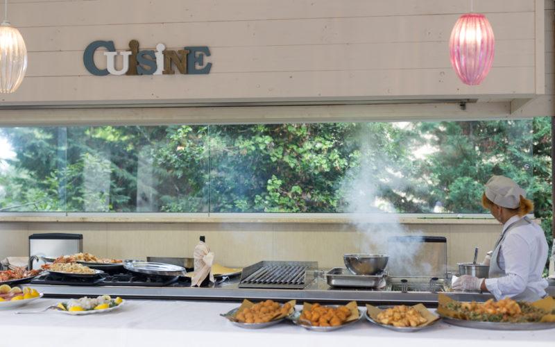 Villa Giulia (2016) Cucina Show Cooking.2