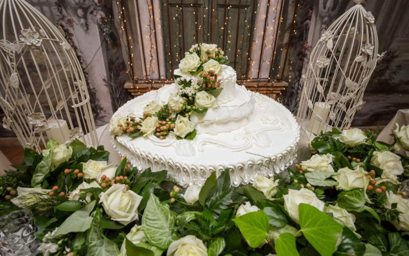 Villa Giulia (2016) Wedding Cake.2